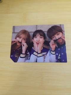 Twice Momo Nayeon 定延 pagetwo小卡