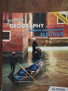 Human geography elective (Revised edition)