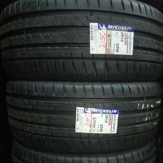 Michelin PS4 225/45/18 (DOT18)