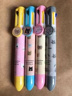 8-colour Pen