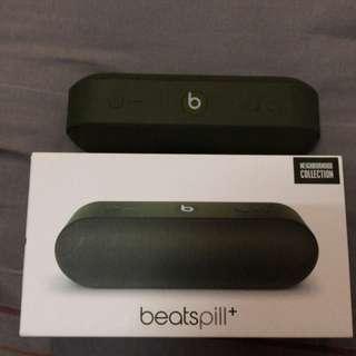 Beats pill藍牙音箱