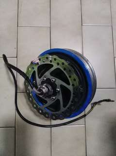 """Motor 36v 10"""" 400watt"""