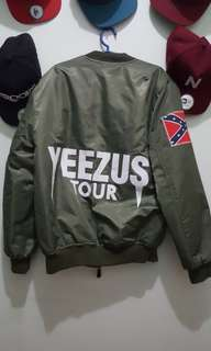 Yeezus Tour 2016 Bomber Jacket