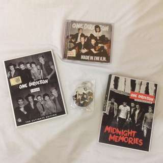 1D ALBUM TAKE ALL