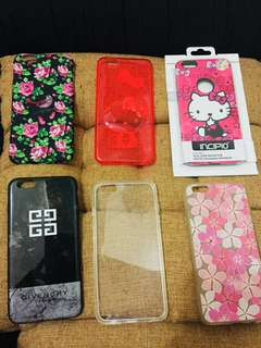 Take All‼️ Preloved Iphone 6/6s plus case
