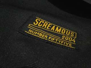 SCREAMOUS SLING BAG (BLACK-ARMY)