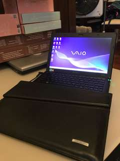 Sony VAIO smallest and lightest laptop