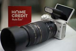 Kredit Camera Canon M3 Dp cuma 900rb ajaa