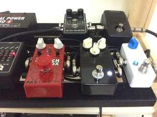 Maxon OD808 Original Clone Guitar Pedal