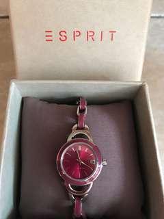 Jam Tangan Esprit Original Preloved