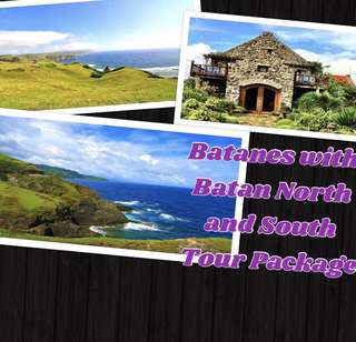Batanes with Batan North & South Tour Package