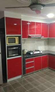 Kitchen Cabinet(aluminum)
