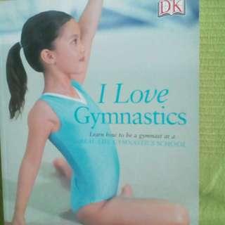I Love Gymnastics Book
