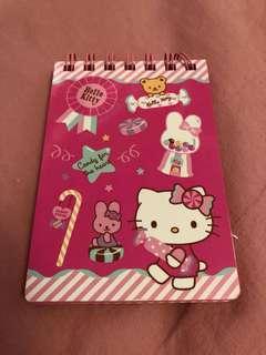 Hello Kitty 簿仔
