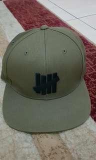 Dijual undefeated caps original