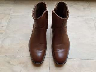 British Styled Boots