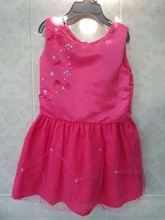 Big & Small Toddler Dress