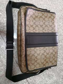 Authentic Coach Sling Bag