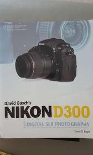 Nikon photography book