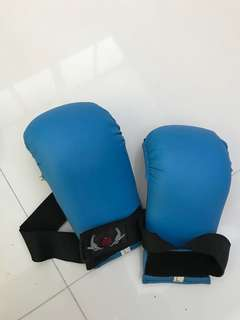 Sparring gear (2 items for a price of 1)