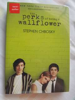 The Perks of Being a Wallflower (unopened)
