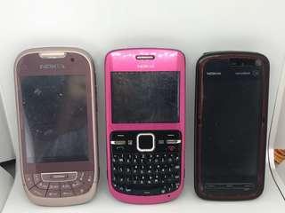 Nokia C7 C3 5800 ( problem )