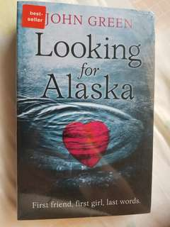 Looking for Alaska (unopened)