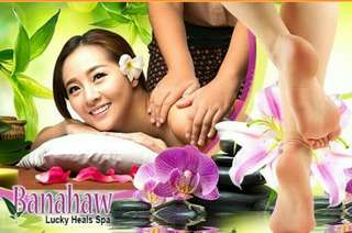 Banahaw Heals Spa Voucher (near TRINOMA)