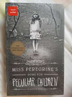 Miss Peregrine's Home for Peculiar Children (unopened)