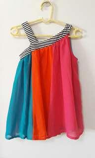 Multi color Top