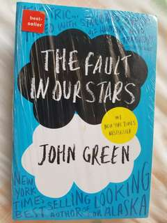 The Fault In Our Stars (unopened)