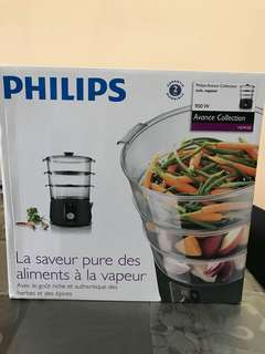 BRAND NEW Philips Food Steamer HD9150
