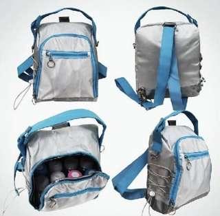Cooler 3-in-1 Tote/sling/backpack