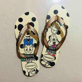 Havaianas (Overrun) Mickey & Minnie