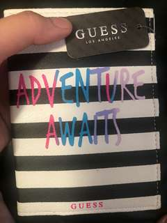 Guess Passport Holder (Original with Tag)