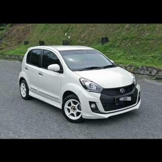 MYVI SE ICON 1.5 (A)  Sambung Bayar / Car Continue Loan