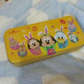 Disney Hong Kong 筆盒