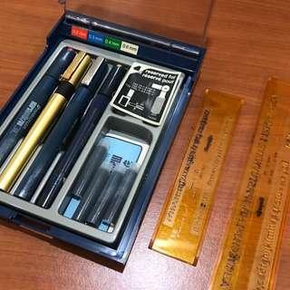 STAEDTLER marsmatic700 Technical Pen