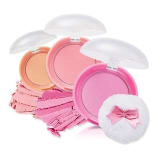 [Brand New] Etude House Lovely Cookie Blusher - #06 Grapefruit Jelly
