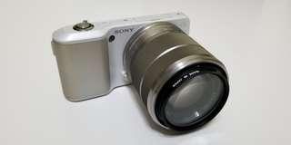SONY NEX3 18-55原廠鏡頭 九成多新