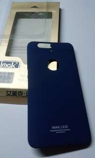 Huawei Nexus 6p Imak Cowboy Case Dark blue