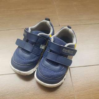 Osh Kosh Blue Shoes