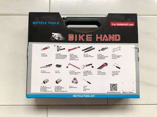 Bike Hand tools set
