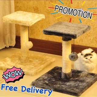 Cat FREE delivery Cat Scratch Pole