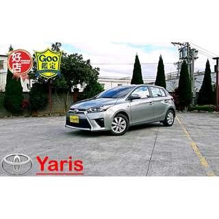 豐田Toyota Yaris 代步車、一手車、二手車、中古車、實車實價、全額貸款、超貸找錢、低月付、0元交車。