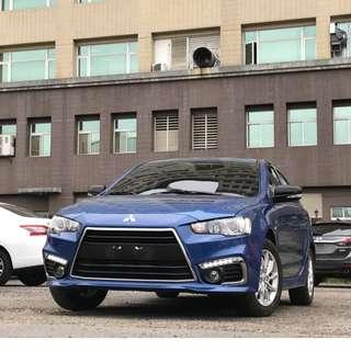 三菱 2015 Fortis io 全新改款 車況極好 新車保固 可全代 免頭款