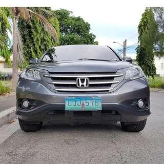 Honda CRV 2012 Automatic 4x4
