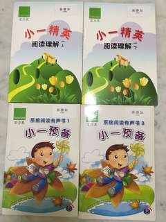 Berries Pre-primary preparation books
