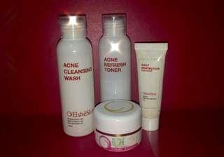 Elsheskin Acne + Komedo Treatment Series