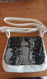 Handmade Small Messenger Bag
